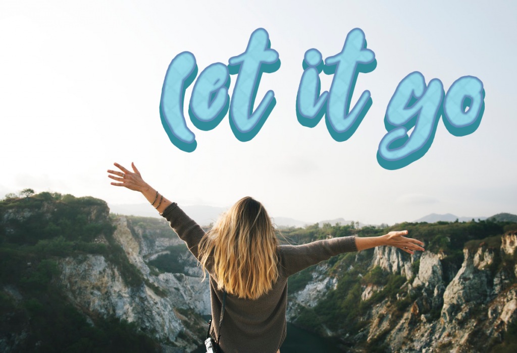 How We Let Go of Things